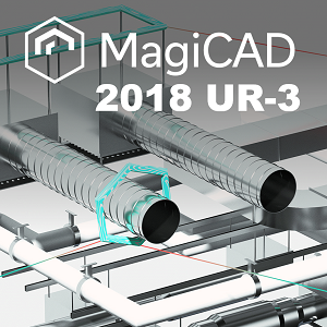 MagiCAD 2018 UR 13 (Magicad for Revit, Magicad for AutoCAD)