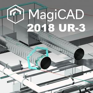 MagiCAD 2018 UR 13 (Magicad for Revit, Magicad for AutoCAD)