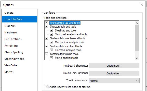 2-Revit-user-interface