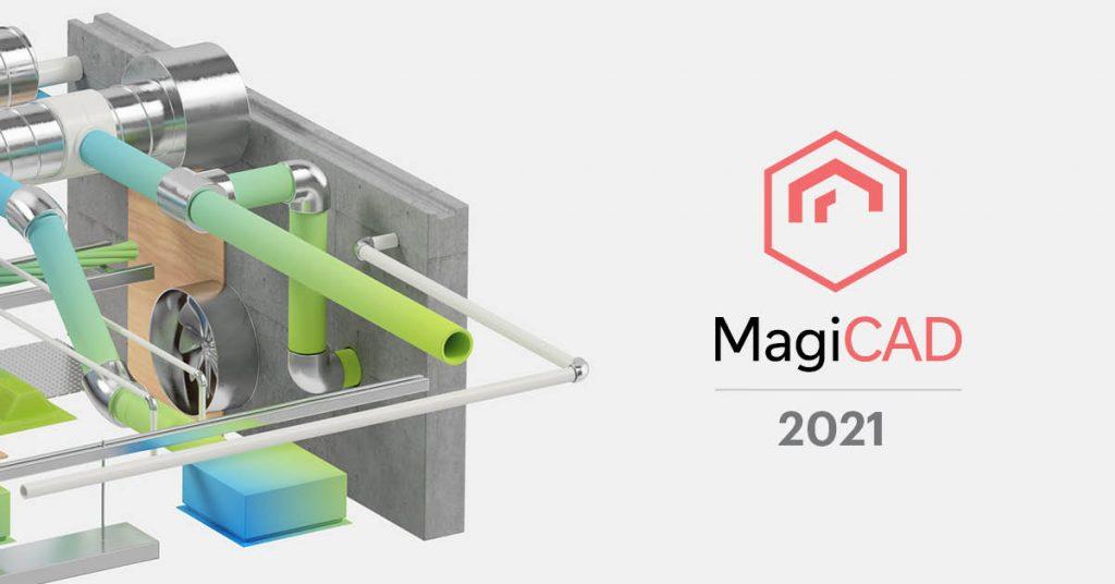 Magicad 2021