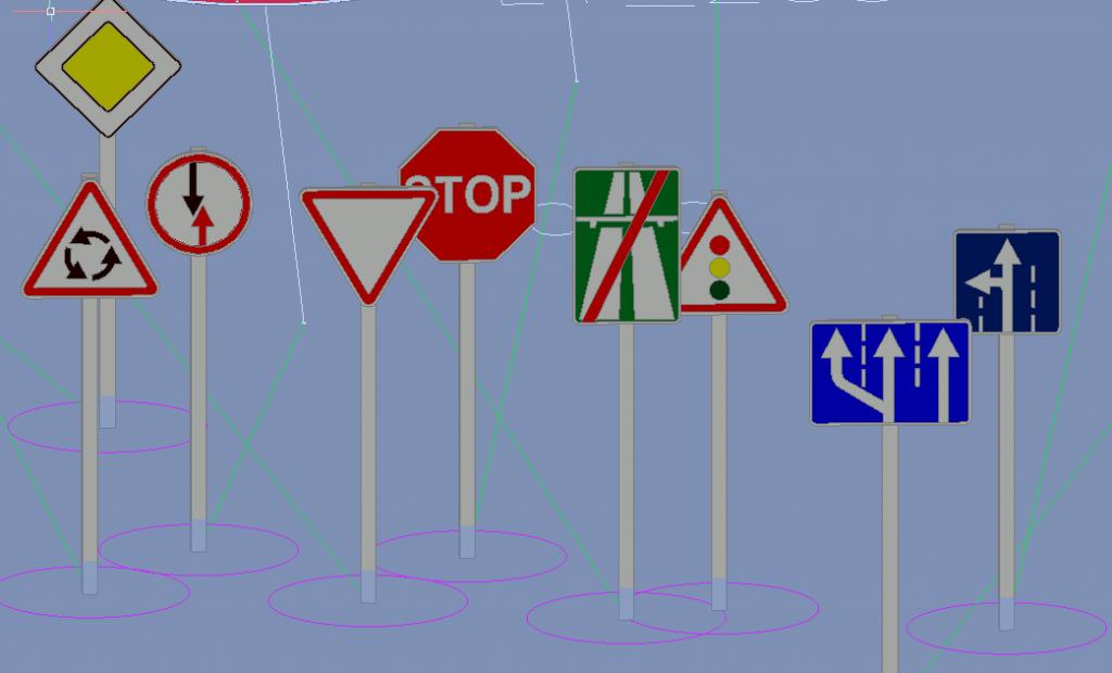 Autosign lietuviški lietuvos kelio ženklai