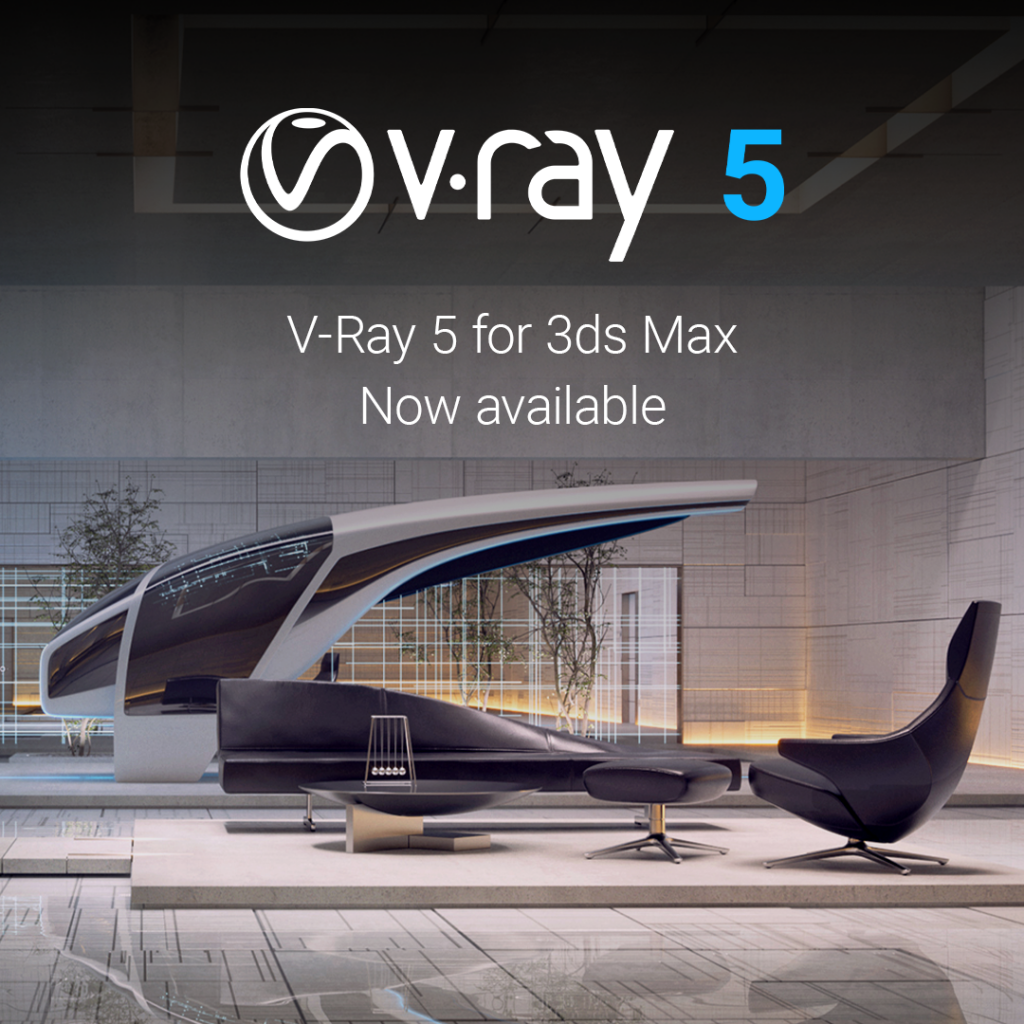 Vray 5 for 3DS MAX