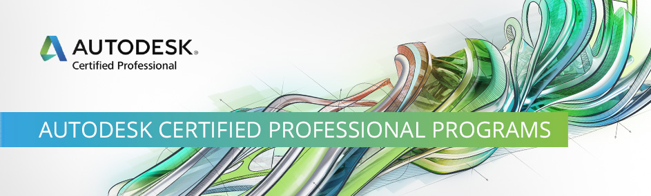 autodesk certified professional sertifikavimas