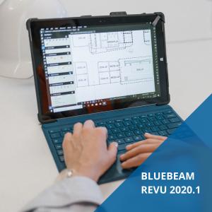 bluebeam revu 2020.1