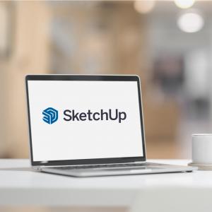 SketchUp Pro programinė įranga